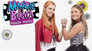 Maggie e Bianca- Fashion Friends